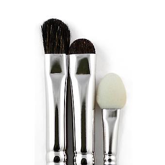 Makeup børste sett monokrom se 4802