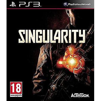 Singularity PS3 jeu