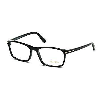 Tom Ford TF5295 001 Shiny Black Glasses