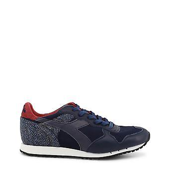 Diadora Heritage Original Men All Year Sneakers - Blue Color 34163
