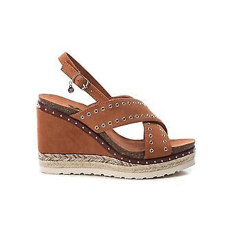 Xti - Shoes - Wedge pumps - 48922_CAMEL - Ladies - sienna - EU 41