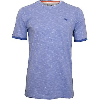 Ted Baker Crew-Neck T-Shirt, Blue Melange