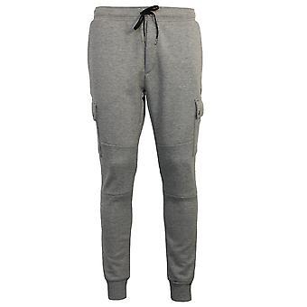 Ralph lauren men's grey cargo jog pants
