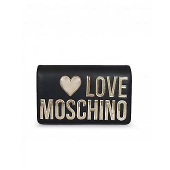 Love Moschino Accessories Logo Clutch Bag