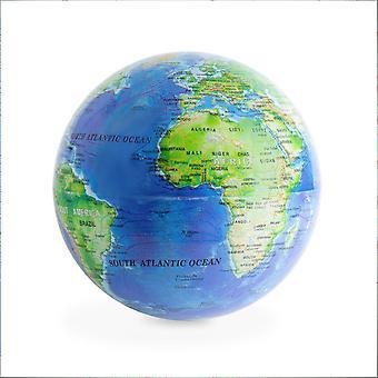 Globe rotatif magique Globe bleu
