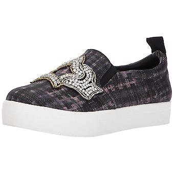 Circus by Sam Edelman Womens Sabrina Fabric Low Top Slip On Fashion Sneakers