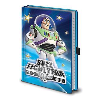 Lelutarina Buzz Box Premium A5 Notebook