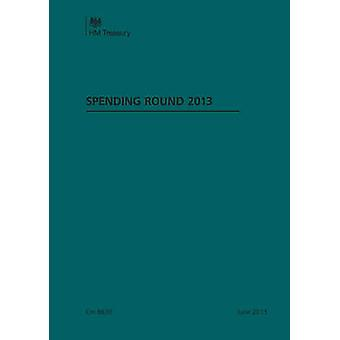 Spending Round 2013 by Great Britain - H. M. Treasury - 9780101863926