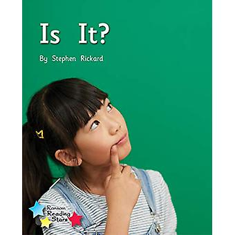 Is It - Phonics Phase 2 - 9781785918537 Book