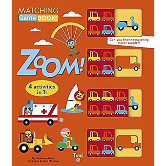 Zoom! by Stephanie Babin - 9782408012830 Book