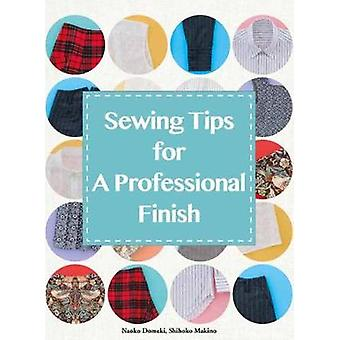 Sewing Tips for A Professional Finish by Naoko Doumeki - 978486505078