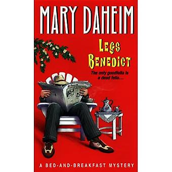 Legs Benedict (Bed-And-Breakfast Mysteries)