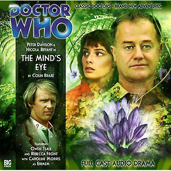 Sinnen Eye av Colin Brake & framförd av Nicola Bryant & framförd av Peter Davison & regissör Barnaby Edwards