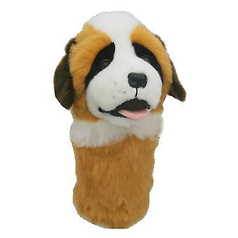 Daphnes St Bernard Dog Golf Driver Headcover