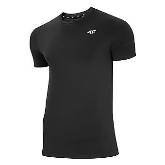4F TSMF002 NOSH4TSMF00220S universal todo el año hombre camiseta