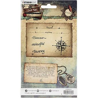 Studio Light Just Lou Exploration Clear Stamps-NR. 01