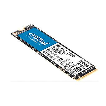 Crucial P2 250 Go Interne Nvme Pcie Ssd 2100R 1150W Mb S