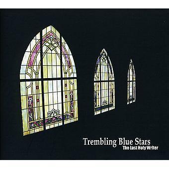Trembling Blue Stars - Last Holy Writer [CD] USA import