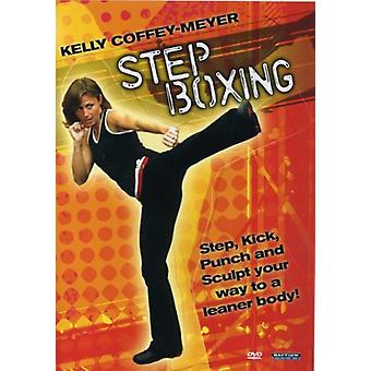 Step Boxing Workout [DVD] USA import