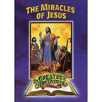 Miracles of Jesus [DVD] USA import