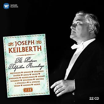 Keilberth*Joseph - Keilberth Icon (50th Anniversary of Death July) [CD] USA import