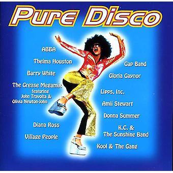 Pure Series - Pure Series: Vol. 1-Pure Disco [CD] USA import