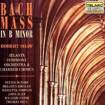 Shaw/Aso - Bach: Mass in B Minor [CD] USA import