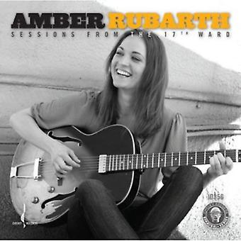 Amber Rubarth - Sessions From the 17th Ward [CD] USA import