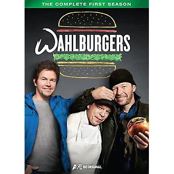 Wahlburgers Ssn 1 [DVD] USA import