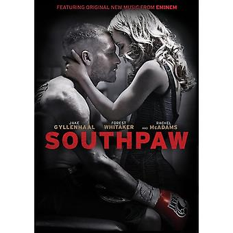 Southpaw [DVD] USA import