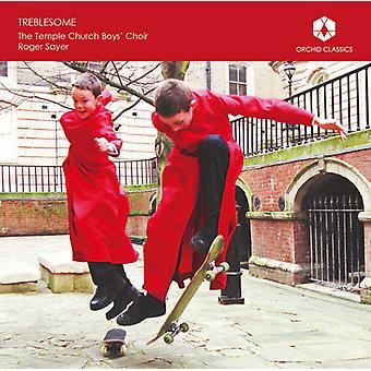 Bennett / Brahms / Britten / Faure / Gregg - Treblesome [CD] USA import