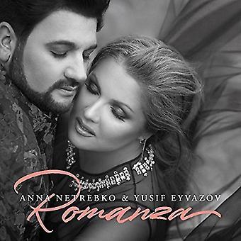 Netrebko / Eyvazov - Romanza [CD] USA import