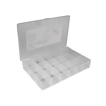 Beadalon Bead-opslagbox 17 bak 27 x 18 x 4 cm