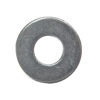 Forgefix Flat Penny Washer ZP M5 x 25mm Bag 10 FORPENY5M