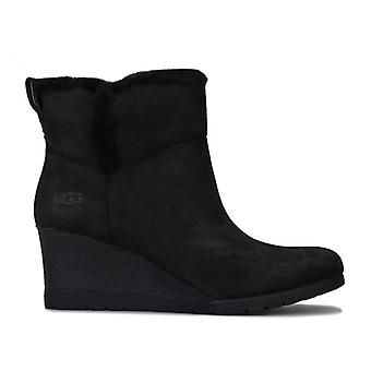 Women's Ugg Australia Devorah Boots in Black