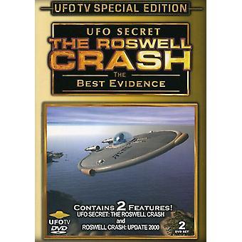 Ufo Secret-Roswell Crash-Best Evidence [DVD] USA import