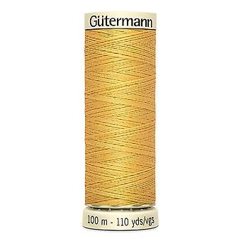 Gutermann Sew-all 100% Polyester Thread 100m Hand and Machine Colour Code  - 488