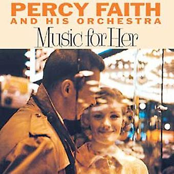 Percy Faith - Music for Her [CD] USA import