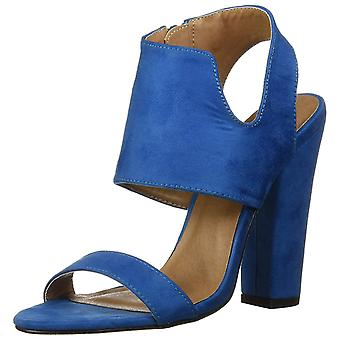 Michael Antonio Women's Jude-sue Heeled Sandal,