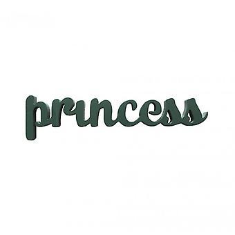 Furniture Rebecca Targa Decorative Writing Princess Wood 10x40x1.2