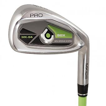 MKids Pro Junior GW Iron Right Hand Green 9-11 Years