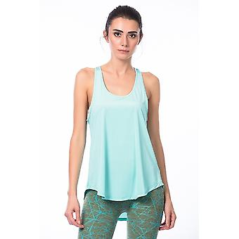 Jerf Womens Glifa Mint Active Top