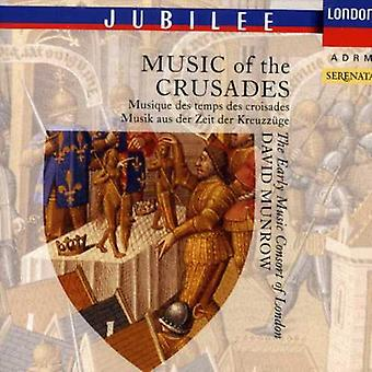 Early Music Consort - Music of the Crusades [CD] USA import