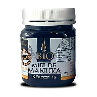 Organic Manuka Honey KFactor 12 250 g