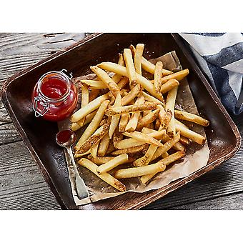 Country Range Crispy Coated Skin on Fries 9/9