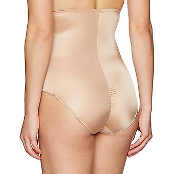 Arabella Women's Lissage High-Waist Brief Shapewear with Tummy Control, Nud...