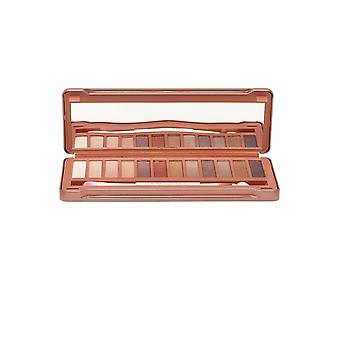 Barefaced Chic BarefacedChic Natural Eye Palette 12 Eyeshadows and Applicator