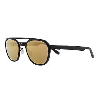 Sunglasses Unisex Sport Clifton matt black (003P)