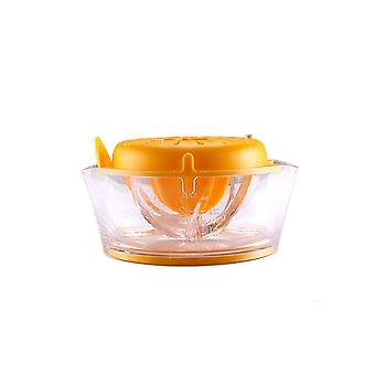 Multi Function Manual Fruit Juicer Orange 13.5x13.5x6.5cm