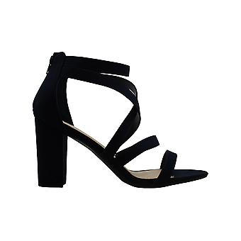 Bar III Femmes-apos;s Chaussures Blythe Cuir Ouvert Orteil Casual Strappy Sandales